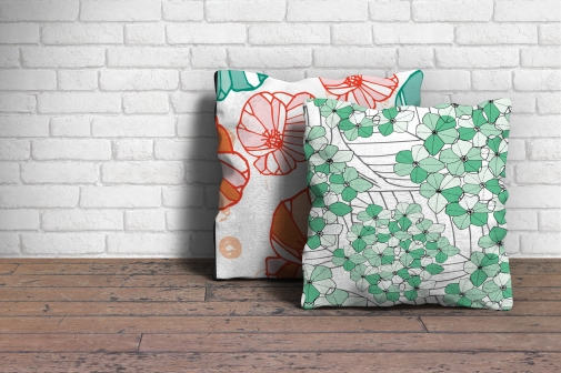 Amy Hen Designs Cushions